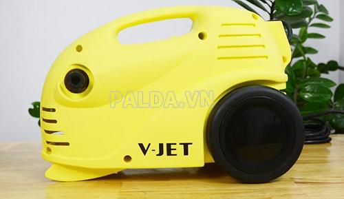 Hình ảnh máy rửa xe v-jet vj 100