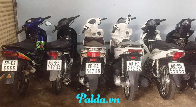 Hướng dẫn làm biển số xe máy