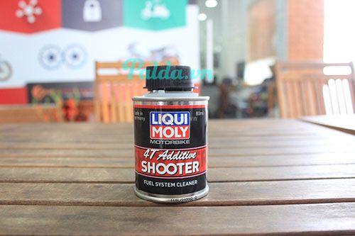 Liqui Moly dung dịch súc rửa kim phun xăng