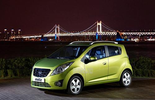 Có nhiều loại ô tô với mức giá rẻ khoảng 200 triệu