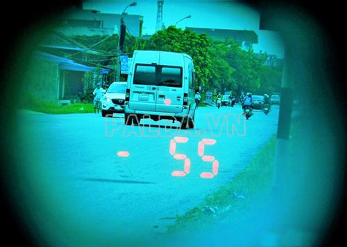Quy định xử phạt với phương tiện vi phạm luật về tốc độ
