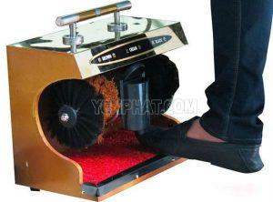 bảo dưỡng máy đánh giày tại nhà