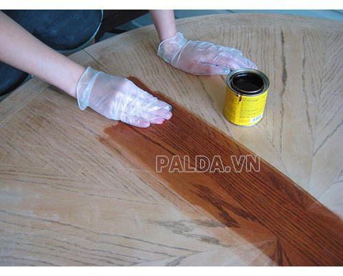 Bảo quản gỗ bằng hóa chất