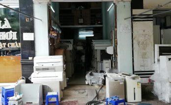 cửa hàng bán đồ dân dụng tại phố Lương KHánh Thiện Hải Phòng