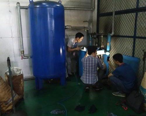 bảo dưỡng máy sấy khí