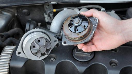 Động cơ xe ảnh hưởng nghiêm trọng khi máy bơm hỏng