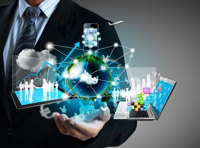 công nghệ 4.0 đã và đang dần lan truyền trong cuộc sống