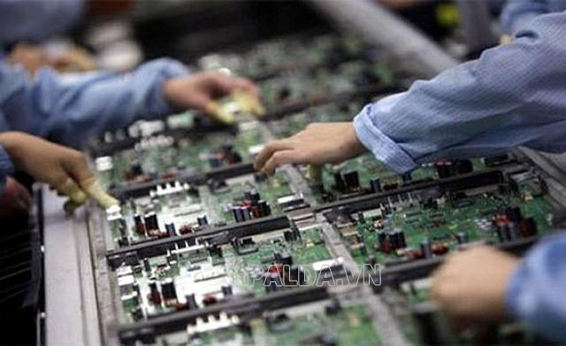 linh kiện điện công nghiệp