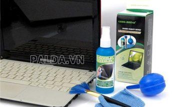 bộ vệ sinh laptop giúp laptop sạch sẽ hơn