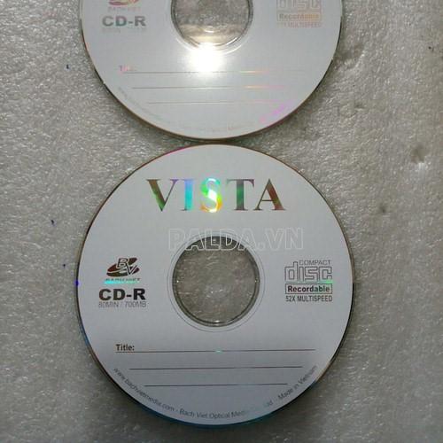 Đĩa trắng CD – Rom