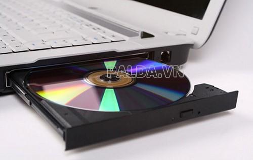 Đĩa CD – Rom được dùng trong máy tính