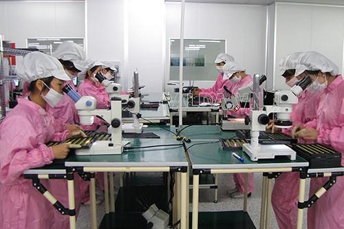 phát triển công nghệ tại các xí nghiệp