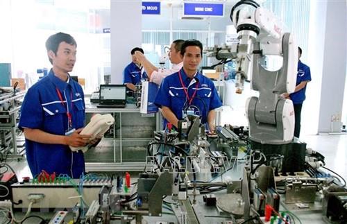 ngành công nghệ cao phát triển tạo công ăn việc làm cho người lao động