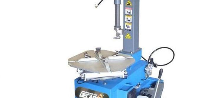 Cách khắc phục sự cố xảy ra trên máy ra vào lốp