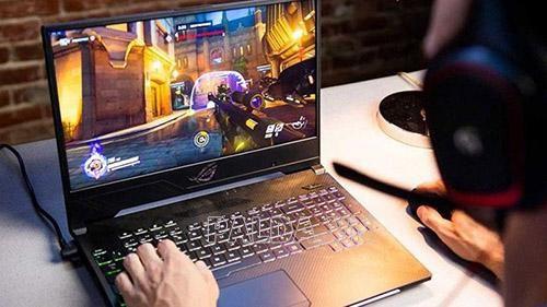 máy tính xách tay chơi game