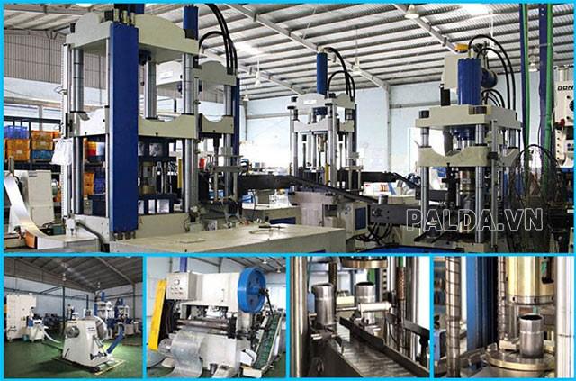 máy móc thiết bị là gì nó có tầm quan trọng như thế nào đối với công nghiệp