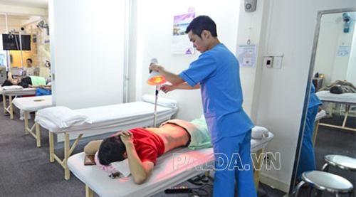 tác dụng của tia hồng ngoại trong chữa trị bệnh