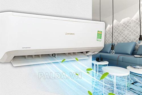 các sản phẩm điều hòa tiêu thụ ít điện năng