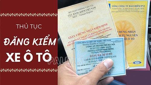 bạn nên có đủ số giấy tờ cần thiết để đăng ký xe
