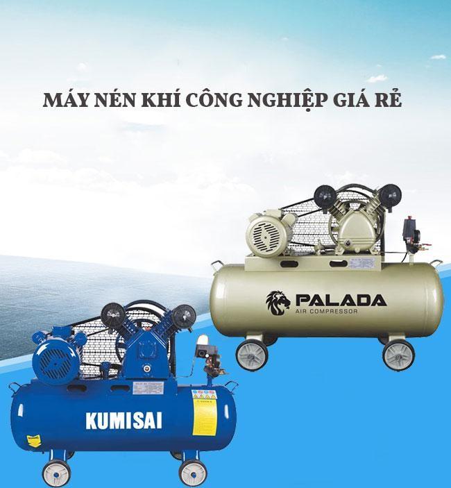 nên chọn mua các sản phẩm máy nén khí công nghiệp chất lượng cao
