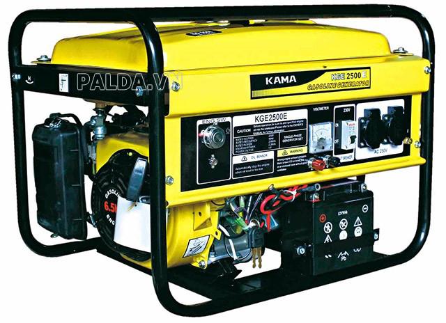 máy phát điện đang được sử dụng nhiều nhất hiện nay