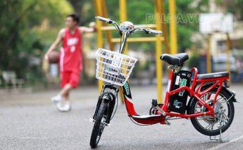 Xe đạp điện có thể chạy với vận tốc tối đa 60km/h