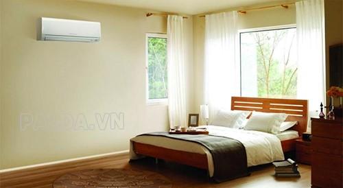 điều hòa nhiệt độ có trong rất nhiều căn hộ