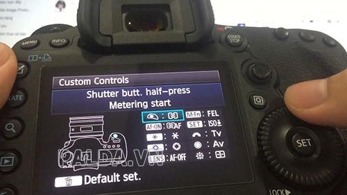 máy ảnh lỗi nên khắc phục như thế nào