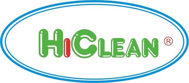 logo chính hãng của máy hút bụi hi clean
