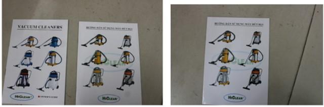 sự khác nhau giữa 2 cuốn sách hướng dẫn sử dụng