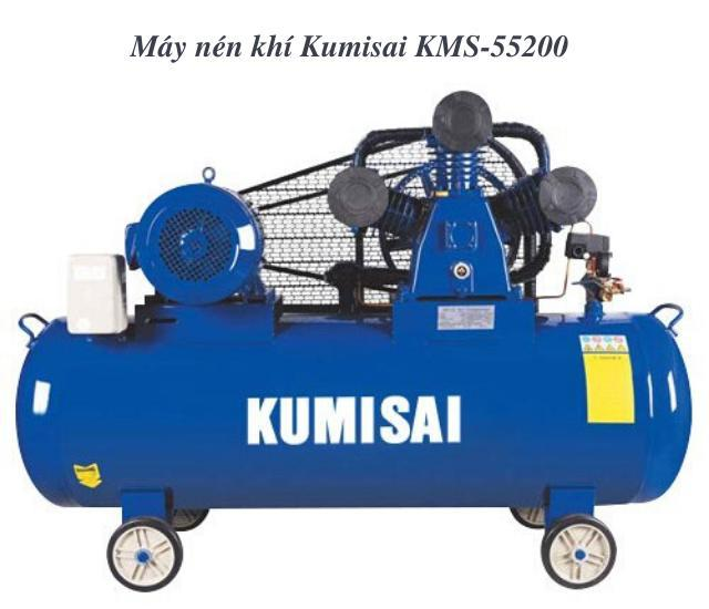 Dòng sản phẩm KMS-55200 của Kumisai