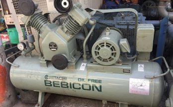 máy nén khí cao áp cũ
