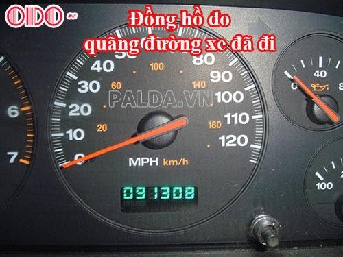 Một số câu hỏi liên quan đến đồng hồ Odo trên xe máy và ô tô