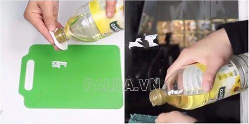 cách tẩy vết băng keo trên đồ nhựa