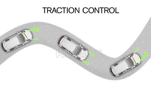 traction control là gì