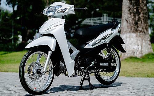 các loại xe máy dành cho nữ