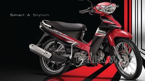 các xe máy dành cho nữ