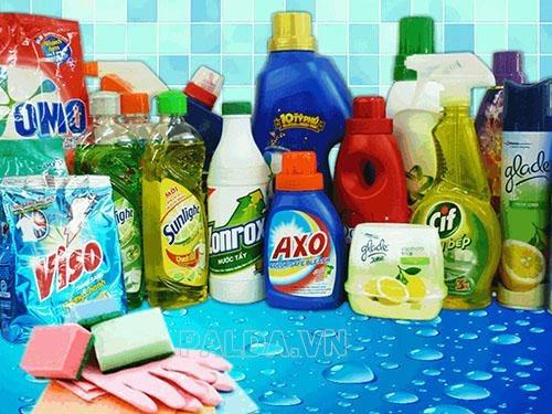 chất tẩy rửa là gì