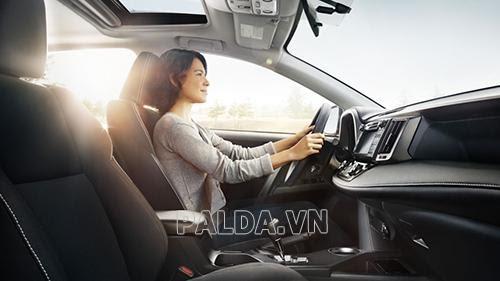 lái xe ô tô tự động