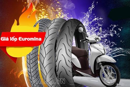 lốp không săm euromina