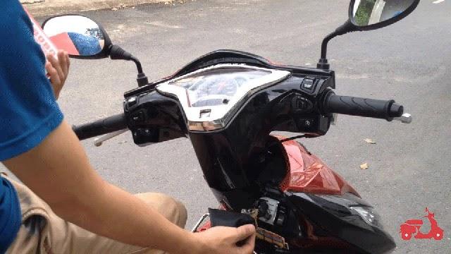 khóa từ xe máy bị hỏng do đâu