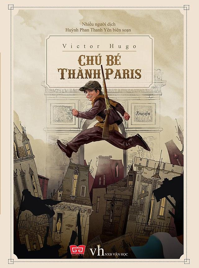 Tác phẩm Chú Bé Thành Paris