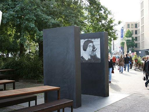 Đài tưởng niệm Lasker-Schüler