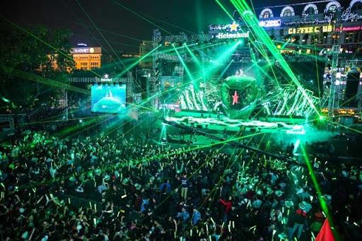 Mùa lễ hội cuối năm 2020 Countdown
