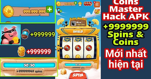 Hack spin coin Master Mod