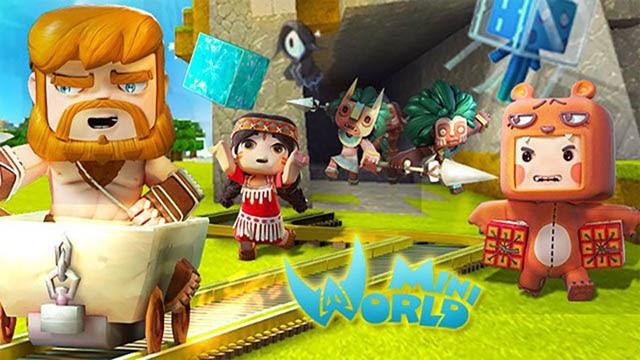 Q&A về Mini World
