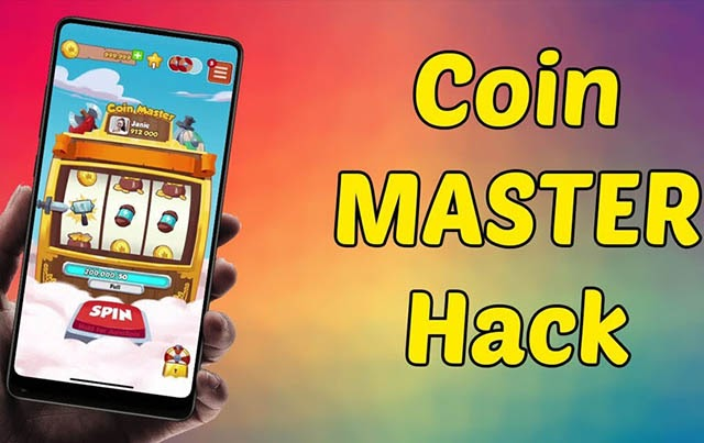 Cách hack Coin Master