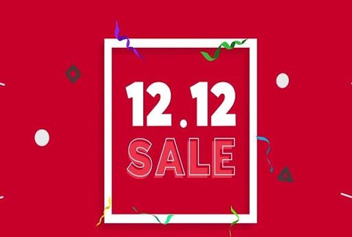 Lễ hội mua sắm cuối năm 12/12