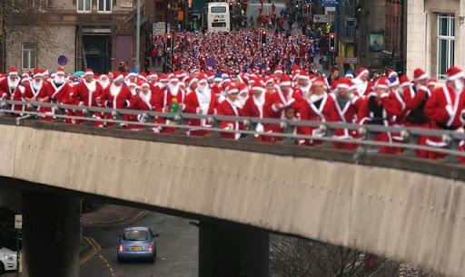Lễ hội Santa Run
