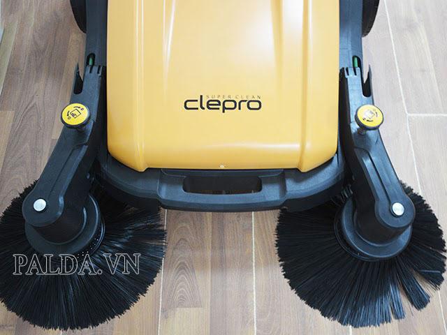 Xe quét rác đẩy tay Clepro CW-103/2